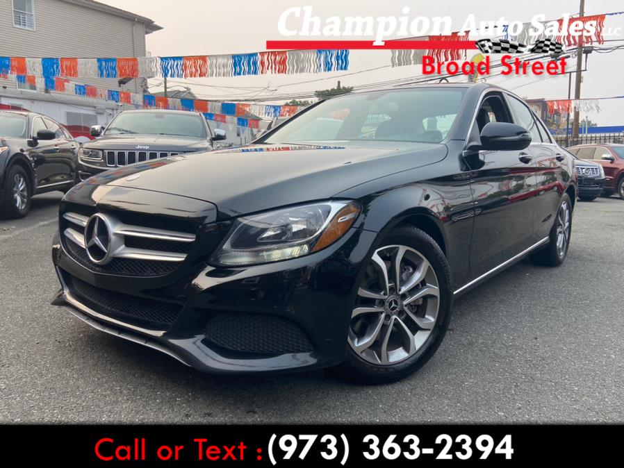 Used 2017 Mercedes-Benz C-Class in Newark, New Jersey | Champion Auto Sales. Newark, New Jersey