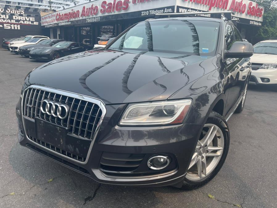 Used 2014 Audi Q5 in Bronx, New York | Champion Auto Sales. Bronx, New York