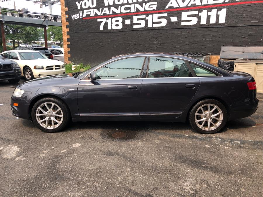 Used Audi A6 4dr Sdn quattro 3.0T Premium Plus 2011 | Champion Auto Sales. Bronx, New York