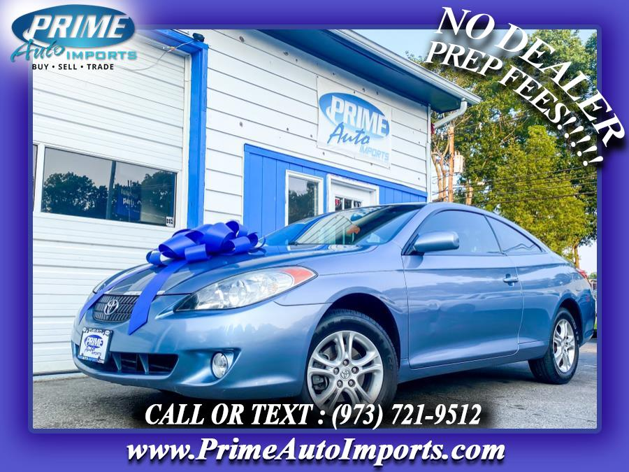 Used 2005 Toyota Camry Solara in Bloomingdale, New Jersey | Prime Auto Imports. Bloomingdale, New Jersey