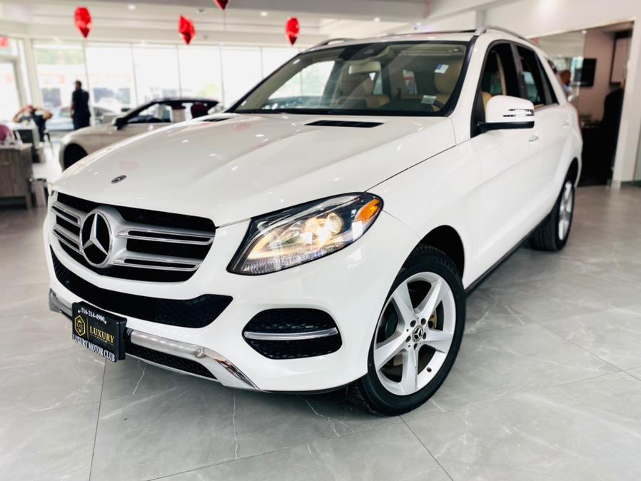 Used Mercedes-Benz GLE GLE 350 4MATIC SUV 2018 | C Rich Cars. Franklin Square, New York