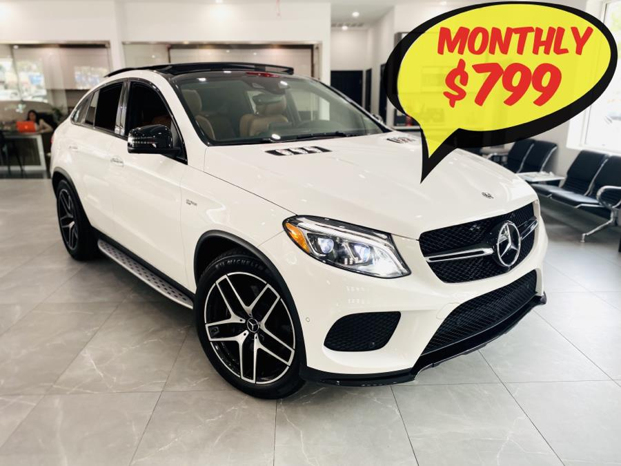 Used Mercedes-Benz GLE AMG GLE 43 4MATIC Coupe 2019 | C Rich Cars. Franklin Square, New York