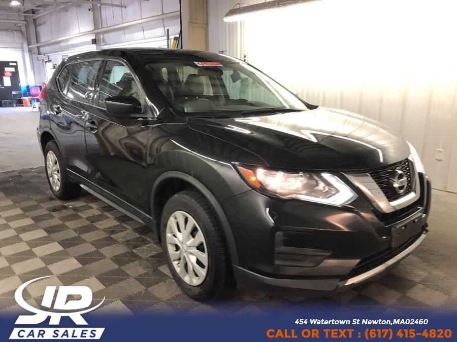 Used Nissan Rogue 2017.5 AWD SV 2017   JR Car Care. Newton, Massachusetts