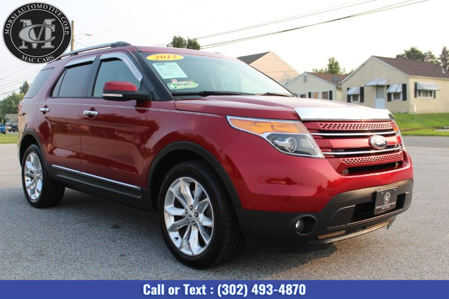 Used Ford Explorer 4WD 4dr Limited 2015 | Morsi Automotive Corp. New Castle, Delaware