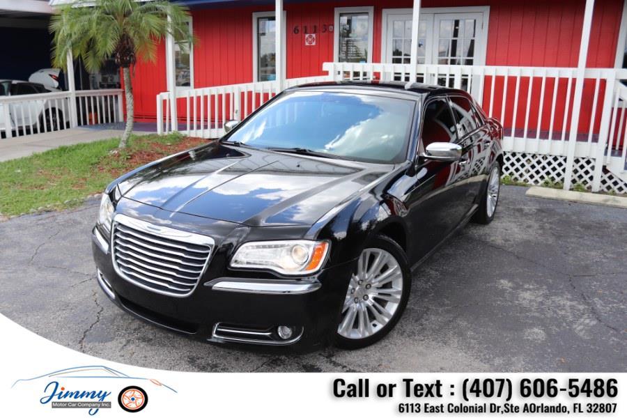 Used Chrysler 300 4dr Sdn 300C RWD 2014 | Jimmy Motor Car Company Inc. Orlando, Florida