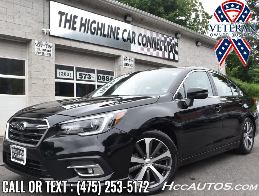 Used Subaru Legacy 2.5i Limited 2018 | Highline Car Connection. Waterbury, Connecticut