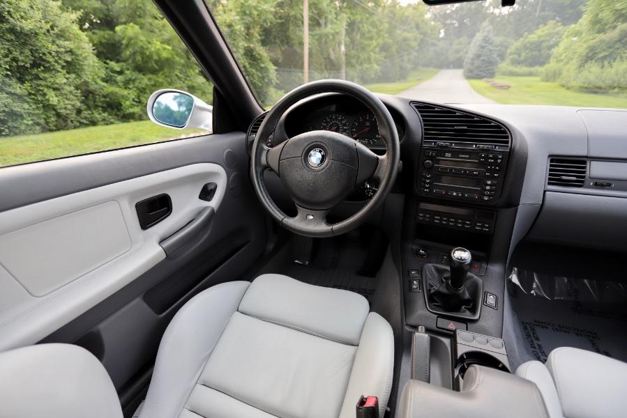 Used BMW 3 Series M3 2dr Cpe Manual 1999   Meccanic Shop North Inc. North Salem, New York