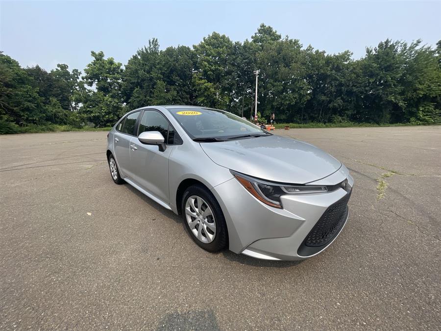 Used Toyota Corolla LE CVT (Natl) 2020 | Wiz Leasing Inc. Stratford, Connecticut