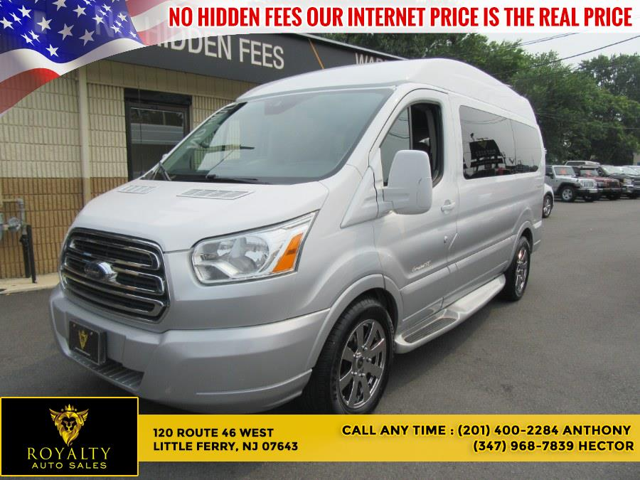 Used Ford Transit PASSENGER T-150 HI TOP CONVERSION VAN 2015   Royalty Auto Sales. Little Ferry, New Jersey