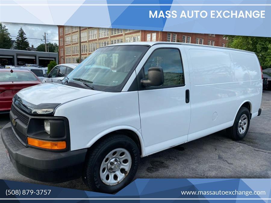 Used 2011 Chevrolet Express Cargo in Framingham, Massachusetts | Mass Auto Exchange. Framingham, Massachusetts