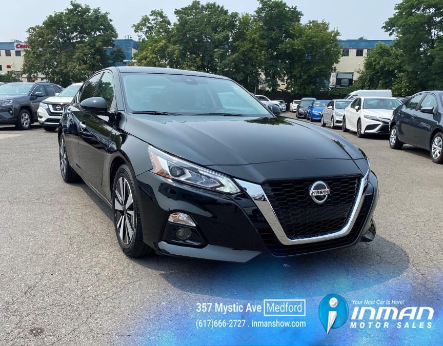 Used Nissan Altima 2.5 SL Sedan 2020 | Inman Motors Sales. Medford, Massachusetts