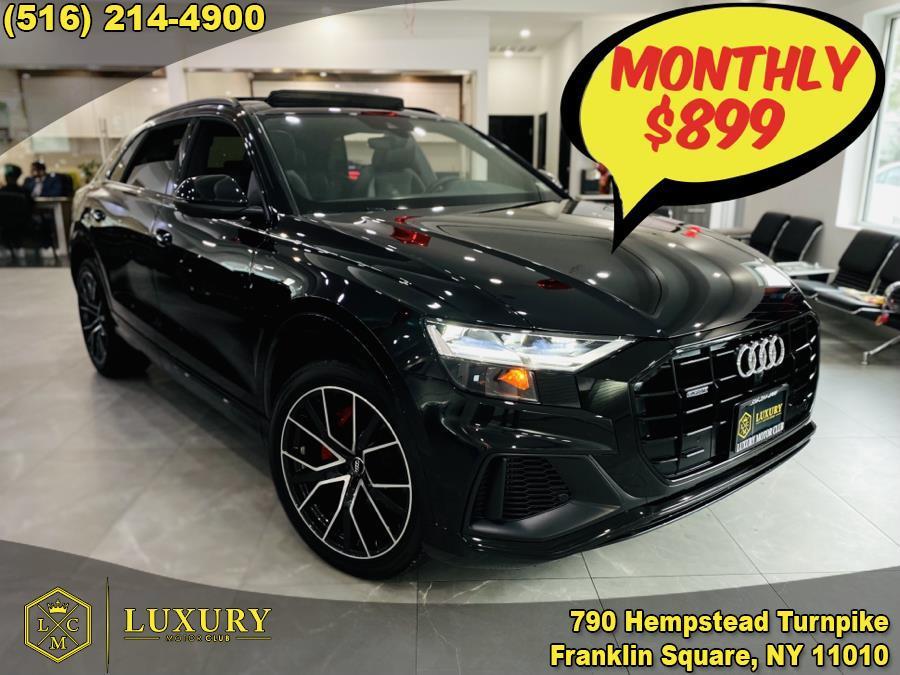 Used Audi Q8 Premium Plus 55 TFSI quattro 2020   Luxury Motor Club. Franklin Square, New York
