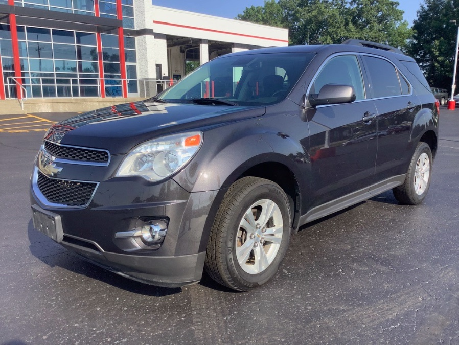 Used Chevrolet Equinox FWD 4dr LT w/2LT 2015   Marsh Auto Sales LLC. Ortonville, Michigan