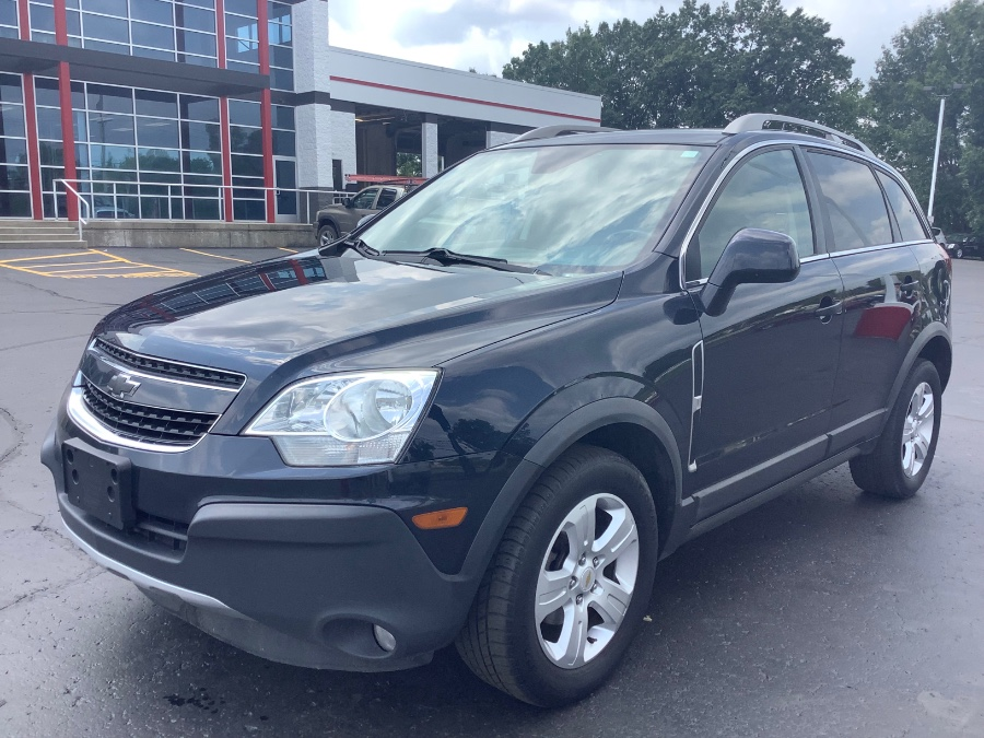 Used Chevrolet Captiva Sport Fleet FWD 4dr LS w/2LS 2014   Marsh Auto Sales LLC. Ortonville, Michigan