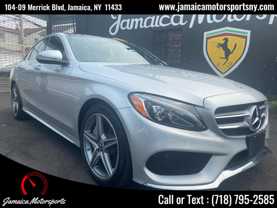 Used 2018 Mercedes-Benz C-Class in Jamaica, New York | Jamaica Motor Sports . Jamaica, New York