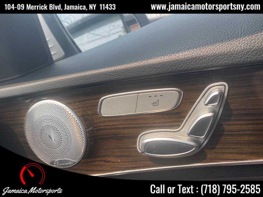 Used Mercedes-Benz C-Class C 300 4MATIC Sedan 2018 | Jamaica Motor Sports . Jamaica, New York