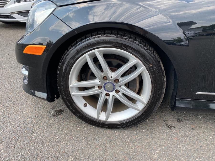 Used Mercedes-Benz C-Class 4dr Sdn C300 Sport 4MATIC 2012   Auto Store. West Hartford, Connecticut