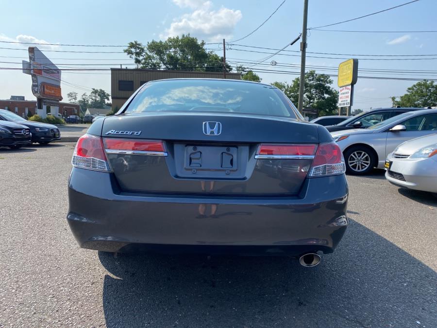 Used Honda Accord Sdn 4dr I4 Auto LX Premium 2012   Auto Store. West Hartford, Connecticut