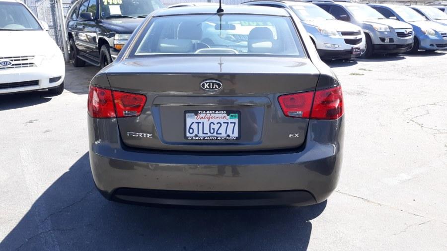Used Kia Forte 4dr Sdn Auto EX 2012 | U Save Auto Auction. Garden Grove, California