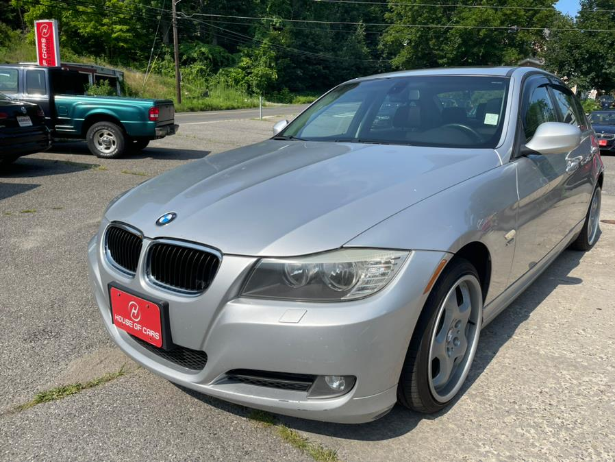 Used BMW 3 Series 4dr Sdn 328i xDrive AWD SULEV 2009 | House of Cars CT. Meriden, Connecticut
