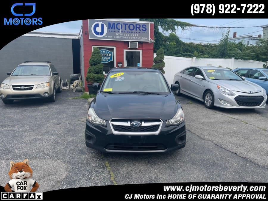 Used Subaru Impreza Wagon 5dr Auto 2.0i Premium 2014 | CJ Motors Inc. Beverly, Massachusetts