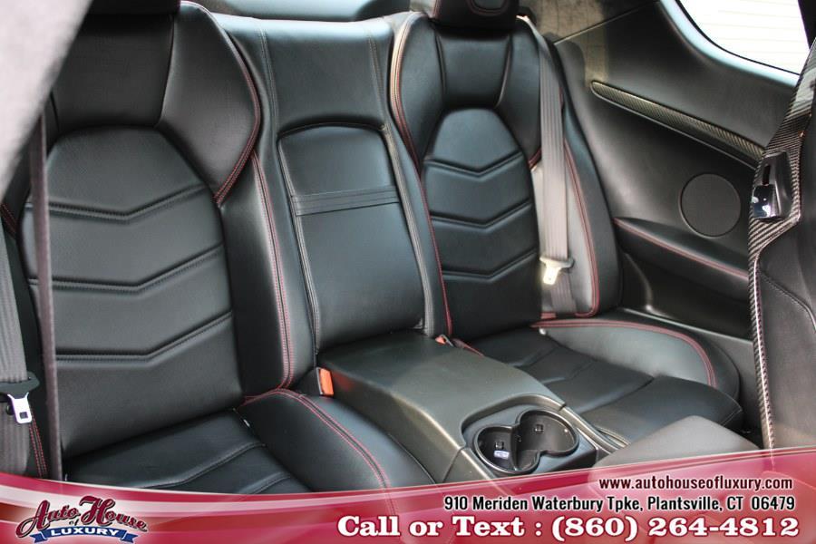 Used Maserati GranTurismo 2dr Cpe GranTurismo MC 2014 | Auto House of Luxury. Plantsville, Connecticut
