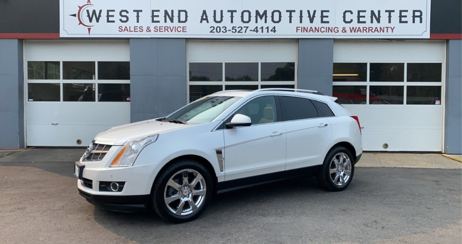 Used Cadillac SRX AWD 4dr Premium Collection 2011 | West End Automotive Center. Waterbury, Connecticut