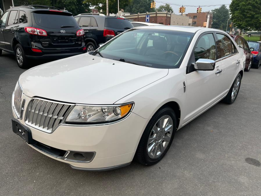 Used Lincoln MKZ 4dr Sdn AWD 2012 | Central Auto Sales & Service. New Britain, Connecticut