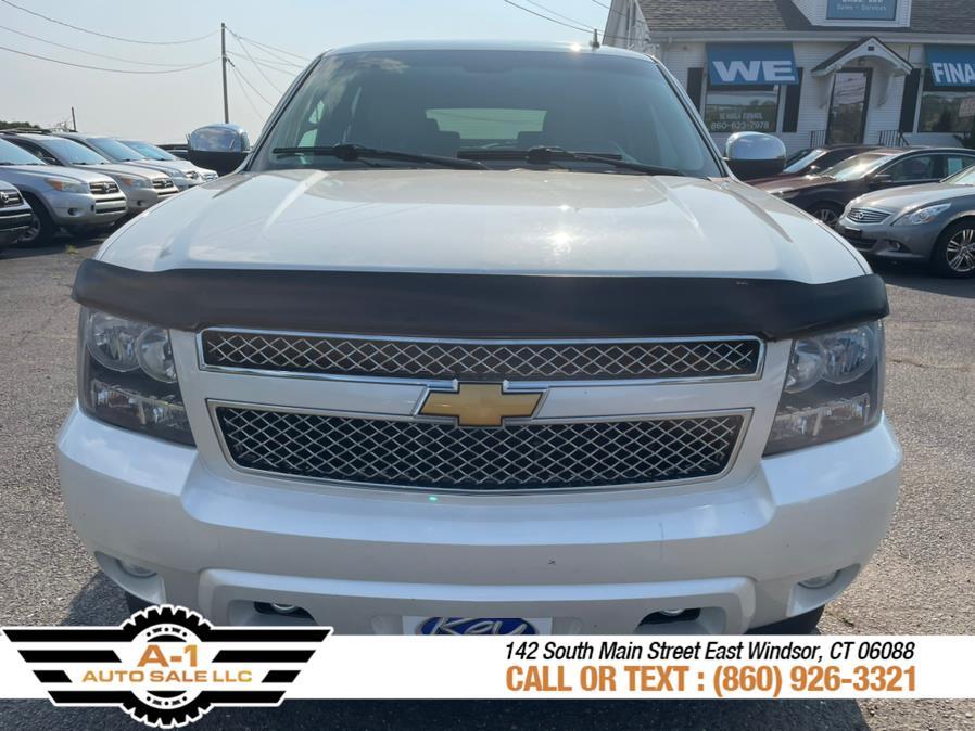 Used Chevrolet Tahoe 4WD 4dr 1500 LTZ 2012   A1 Auto Sale LLC. East Windsor, Connecticut