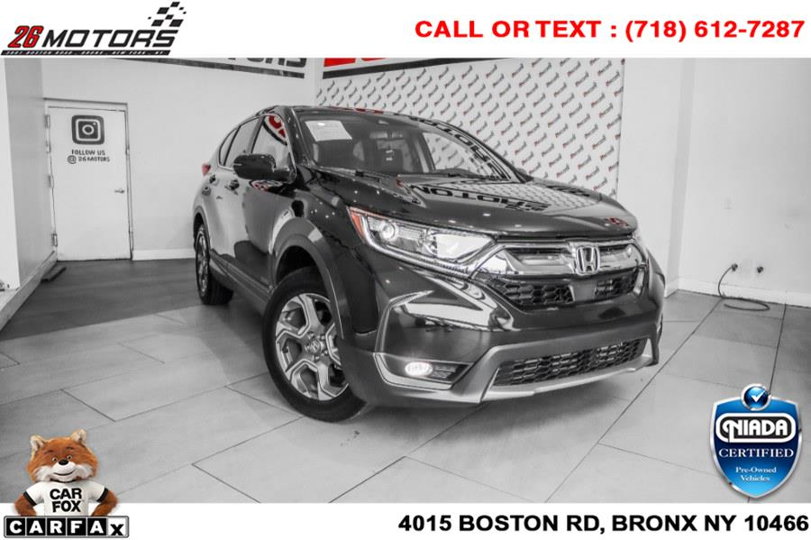 Used Honda CR-V EX-L AWD 2019 | 26 Motors Corp. Bronx, New York