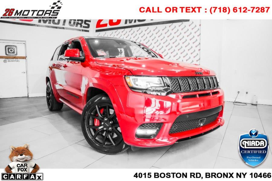 Used Jeep Grand Cherokee SRT 4x4 2020   26 Motors Corp. Bronx, New York