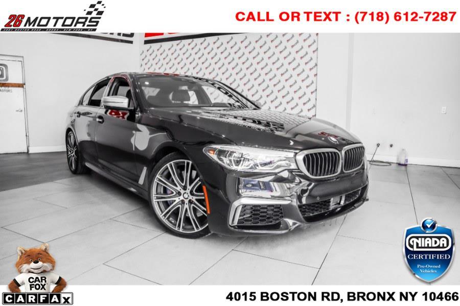 Used BMW 5 Series M550i xDrive Sedan 2018 | 26 Motors Corp. Bronx, New York