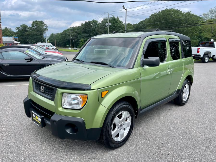 Used Honda Element 4WD EX-P AT 2006 | Mike And Tony Auto Sales, Inc. South Windsor, Connecticut