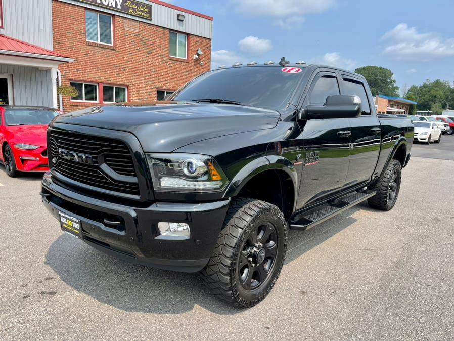 "Used Ram 3500 Laramie 4x4 Crew Cab 6''4"" Box 2018 | Mike And Tony Auto Sales, Inc. South Windsor, Connecticut"