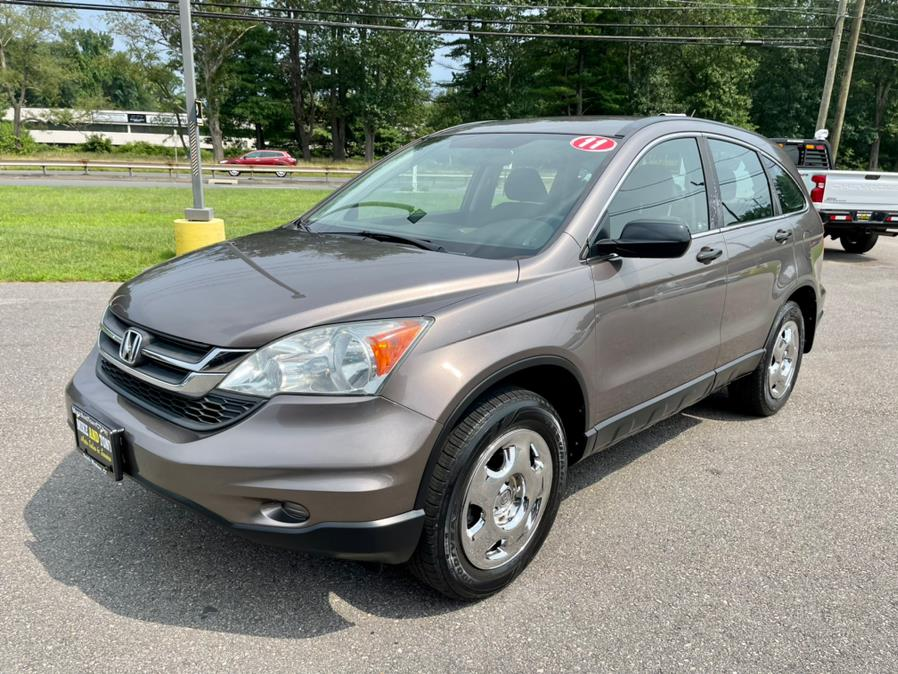 Used Honda CR-V 4WD 5dr LX 2011   Mike And Tony Auto Sales, Inc. South Windsor, Connecticut