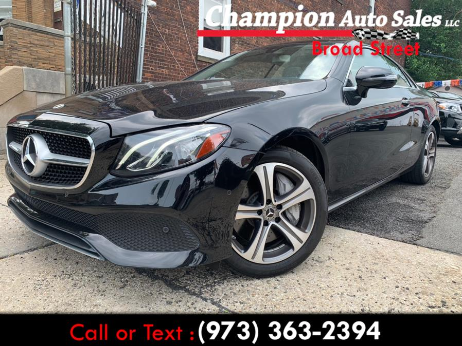 Used 2018 Mercedes-Benz E-Class in Newark, New Jersey | Champion Used Auto Sales LLC. Newark, New Jersey