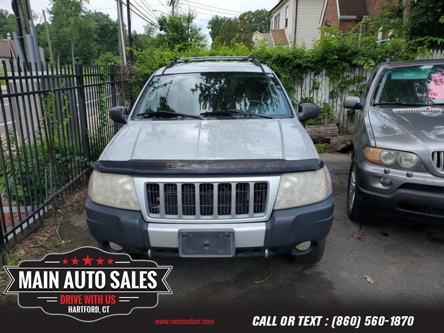 Used Jeep Grand Cherokee 4dr Laredo 4WD 2004   Main Auto Sales LLC. Hartford, Connecticut