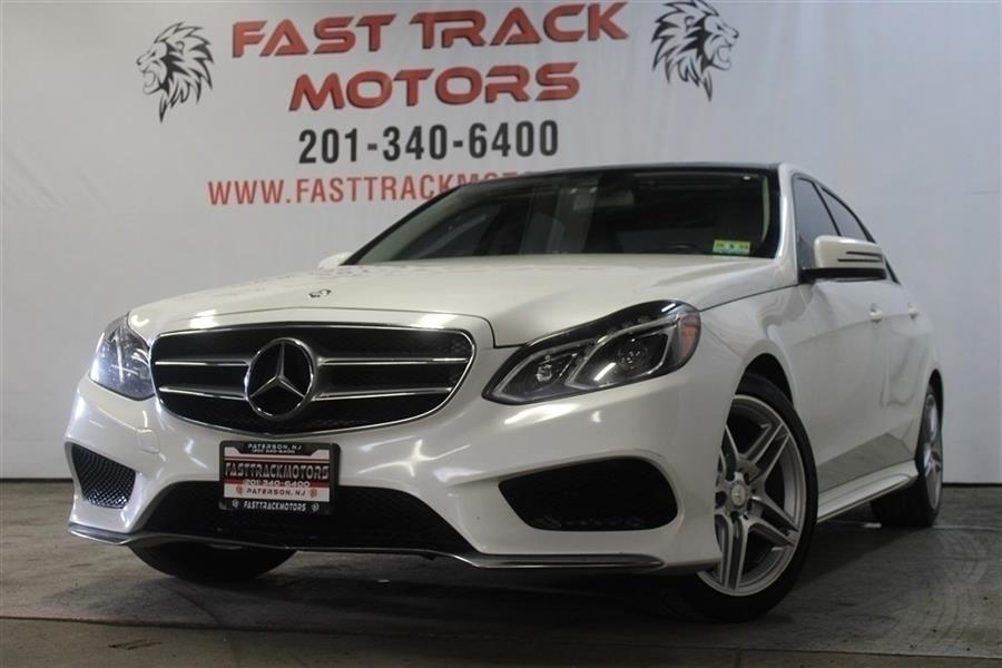 Used Mercedes-benz e 350 4MATIC 2014 | Fast Track Motors. Paterson, New Jersey