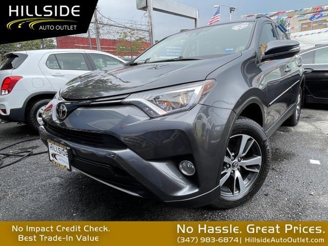 Used Toyota Rav4 XLE 2018 | Hillside Auto Outlet. Jamaica, New York