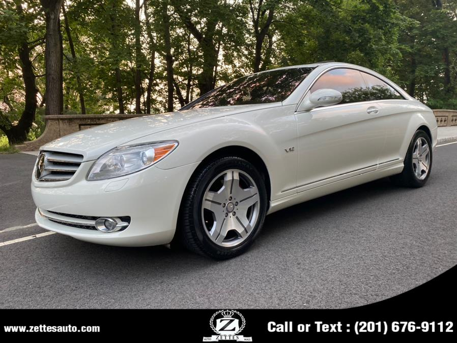 Used Mercedes-Benz CL-Class 2dr Cpe 5.5L V12 RWD 2009 | Zettes Auto Mall. Jersey City, New Jersey