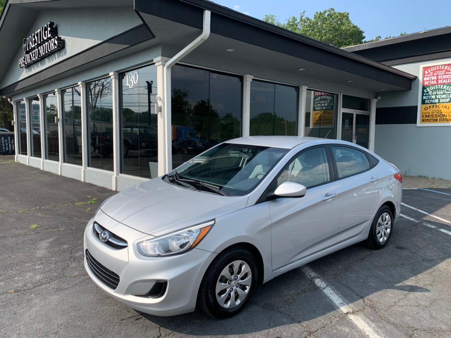 Used 2015 Hyundai Accent in New Windsor, New York | Prestige Pre-Owned Motors Inc. New Windsor, New York