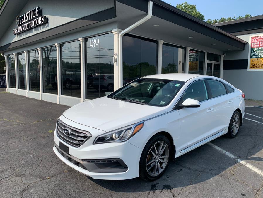 Used 2017 Hyundai Sonata in New Windsor, New York | Prestige Pre-Owned Motors Inc. New Windsor, New York