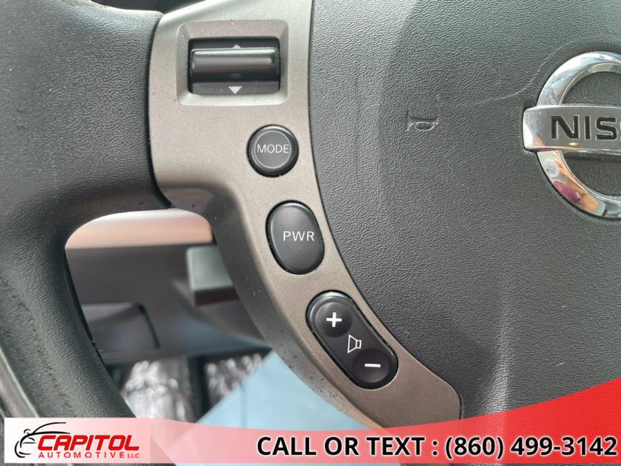 Used Nissan Sentra 4dr Sdn I4 CVT 2.0 SR 2012 | Capitol Automotive 2 LLC. Manchester, Connecticut