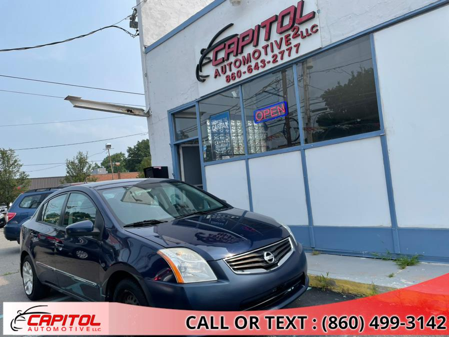 Used 2012 Nissan Sentra in Manchester, Connecticut | Capitol Automotive 2 LLC. Manchester, Connecticut