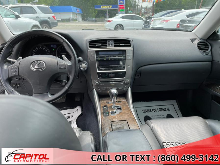 Used Lexus IS 250 4dr Sport Sdn Auto AWD 2009 | Capitol Automotive 2 LLC. Manchester, Connecticut