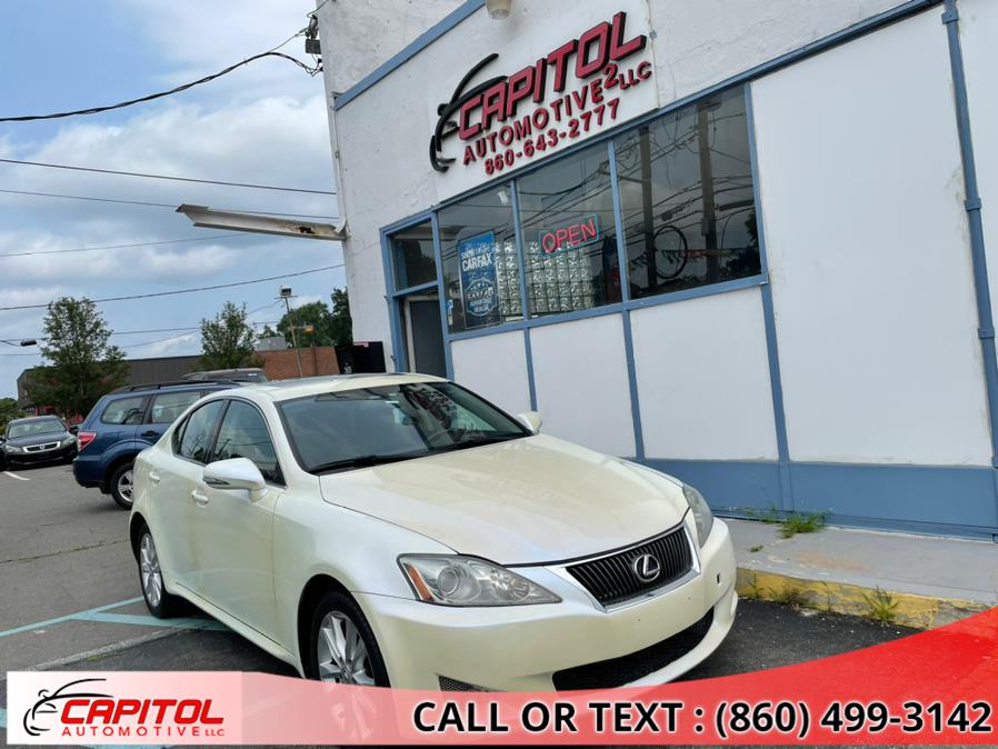 Used 2009 Lexus IS 250 in Manchester, Connecticut | Capitol Automotive 2 LLC. Manchester, Connecticut