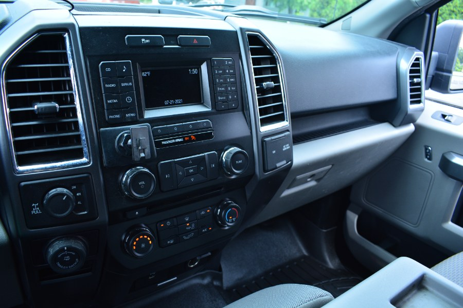 """Used Ford F-150 4WD SuperCrew 157"""" XLT 2016   Longmeadow Motor Cars. ENFIELD, Connecticut"""
