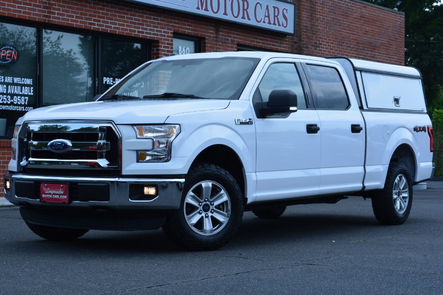 Used 2016 Ford F-150 in ENFIELD, Connecticut | Longmeadow Motor Cars. ENFIELD, Connecticut