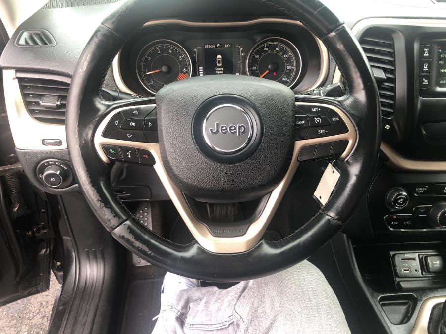 Used Jeep Cherokee FWD 4dr Latitude 2015 | Champion Auto Sales Of The Bronx. Bronx, New York
