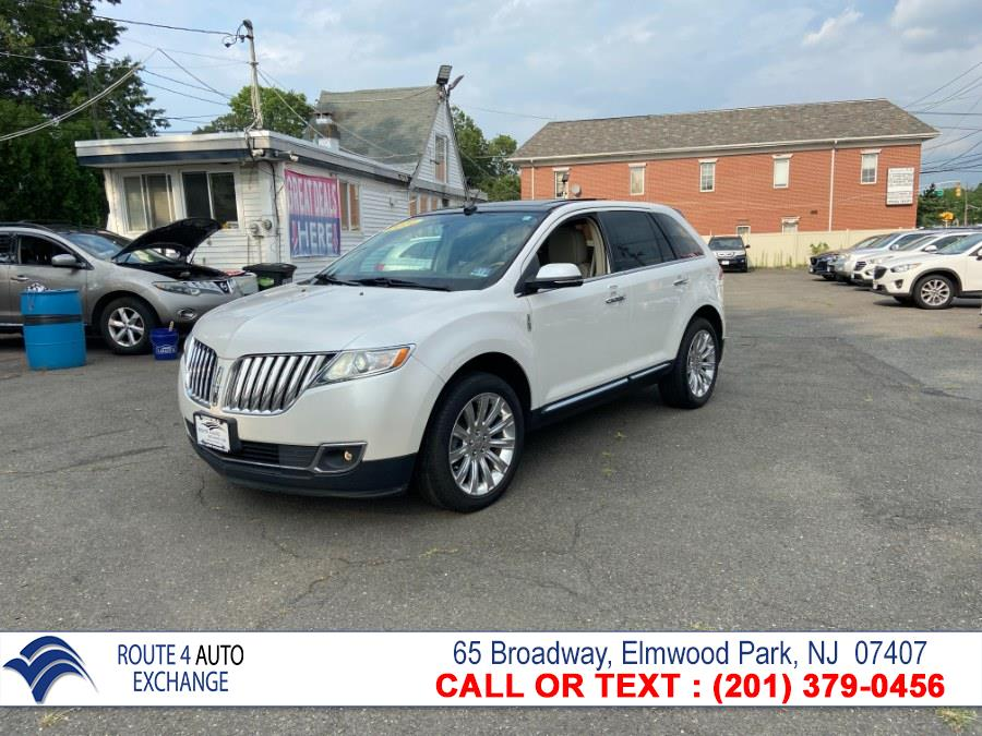 Used Lincoln MKX AWD 4dr 2014 | Route 4 Auto Exchange. Elmwood Park, New Jersey